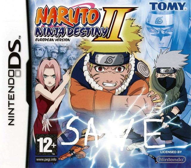 Thumbnail 1 for Naruto ninja destiny II